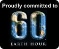 Earth Hour - Proudly Committed